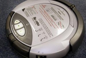 The Roomba robotic vacuum cleaner is a popular product from iRobot.