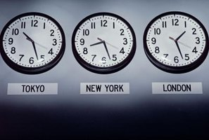 how to change time time zone aws