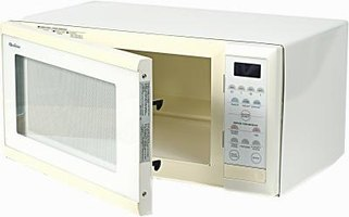 Use a microwave to cook meat, vegetables and casseroles.