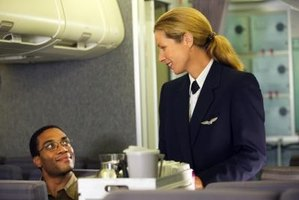 Flight Attendants do a lot more than just serve drinks.