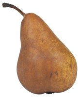 Pears are easy to juice and rich in vitamins and minerals.