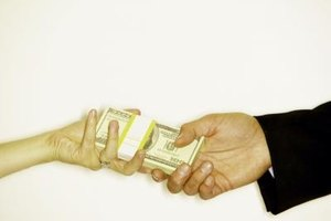 Lobbyists inform government decision-makers, but also offer influence cash for votes.