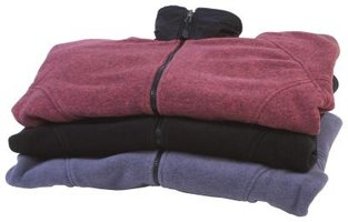 Polyester fleece is a common form of polyester that sheds.
