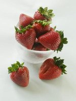 Strawberries can help whiten your teeth