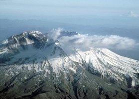 Mount St. Helens erupted in 1980 and destroyed 150 miles of forest.