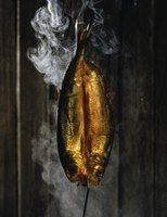 Smoke fresh-caught fish in your backyard smoker.