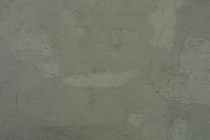 Resurface your concrete floor to repair cracks.
