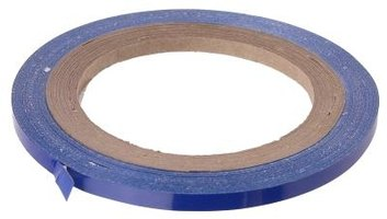 Blue painter's tape is used for more than just drywall projects.