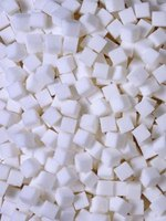 Table sugar is processed using many different chemicals.