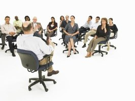 Social-work groups provide a safe environment in which clients can work through problems.