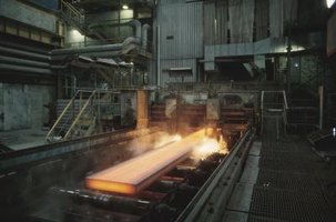 Heat treating is what makes high carbon steel strong.