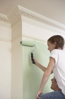 Decorative moulding adds definition and character to a room.