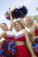 Grants help cheer and dance teams purchase uniforms.