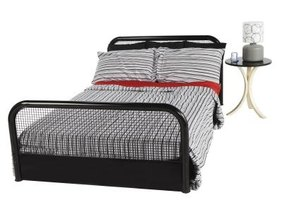 Full-, or double-size, beds are 15 inches wider than a twin (single) bed.