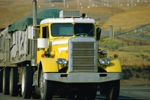 Starting small and working up to the big rigs is one independent trucking strategy.