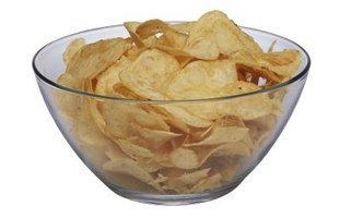 Once you master deep-frying, you can make homemade potato chips.