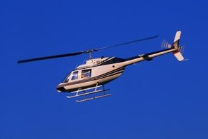 It's risky for helicopters to fly near power lines, but for some it's part of the job.