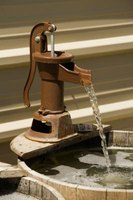 Water doesn't always come from the house faucet.