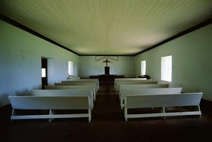 Small Church Sanctuary Design Ideas church sanctuary design ideas geodesic domes rectangle hexagon octagon and square designs places to visit pinterest geodesic dome Adding A Little Color To The Interior Can Make Your Church Space Seem Bigger