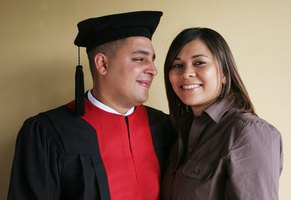 Graduation with an associate's degree is a joyous occasion for gift giving.