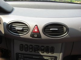 Your satellite radio should be integrated into your car's controls on the dash.