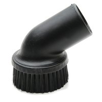 The Dirt Devil Spot Scrubber includes attachments such as brushes.