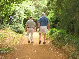 Get elderly individuals out and about with activities.
