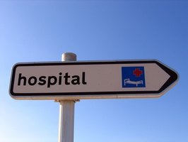 Not all hospitals have acute rehabilitation facilities.