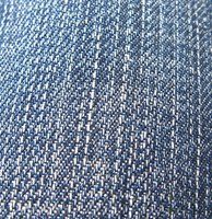 Denim fabric requires needles of certain length, weight and diameter.