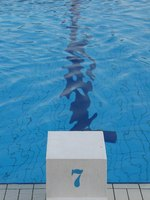 25 Meter Swimming Pool Specifications Ehow