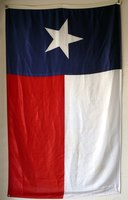A way to paint the Texas flag.