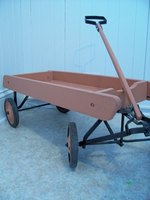 A garden wagon can save your back.