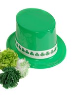 Go all out with green clothing and accessories for St. Patrick's Day.