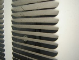 A dirty air filter may prevent cool air from passing through an LG air conditioner's vents.