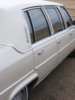 Lincoln Town Cars are the pinnacle of luxury.