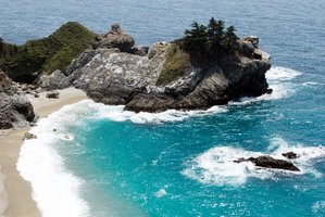 There are several affordable getaways along the coast of Southern California.