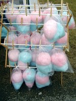 Serve cotton candy at your circus party.