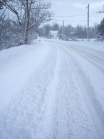 The road salt used in icy weather can cause corrosion in many vehicles.