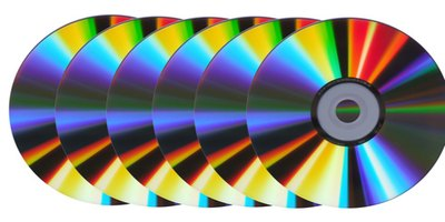 WAV files are often used on CDs.