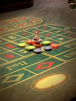 Rent special tables for casino night so that you can add extra games.