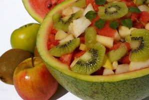 Fruit helps stablize glycemic loads.