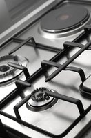 Whirlpool manufactures major home appliances, such as gas ranges.