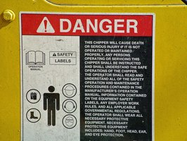 Safety engineers know the rules and regulations for proper equipment use.
