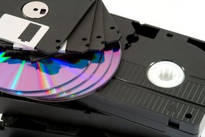 Throw away all physical movie storage devices and go completely digital.