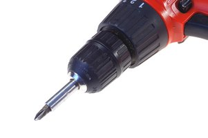 A power screwdriver is a good example of electric motor torque.