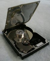 An external hard drive allows you to boost storage capacity.