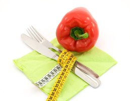 A proper diet consists of a variety of food, including fruit and vegetables.