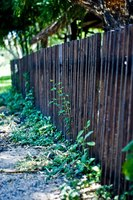 A quality stain and sealer will protect your cedar fence and keep it looking good for years.