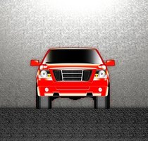 The F-150 truck offers a variety of towing capacities.