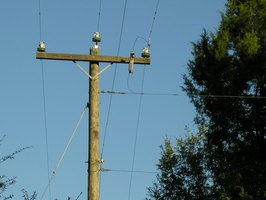 The best ways to clean a glass insulator ehow for Glass telephone pole insulators